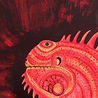 Iguana  by Achim Klein