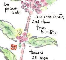 Japanese Beautyberry in Bloom by dosankodebbie