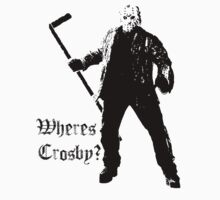 Jason is not a Crosby fan... by spiderman12