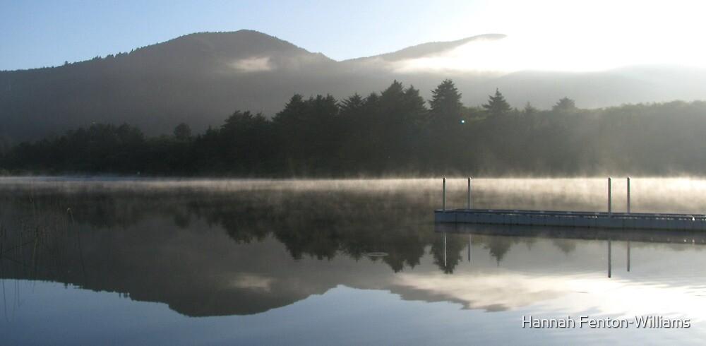 Lake  by Hannah Fenton williams