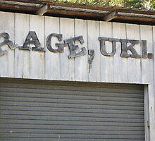 Rage, Uki by John Douglas
