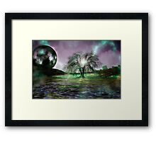 Another World... Framed Print