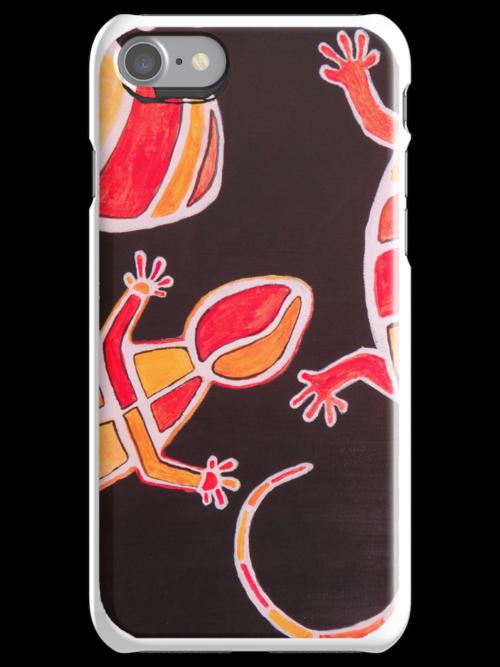 Gecko by Achim Klein