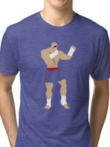 Sagat Tri-blend T-Shirt