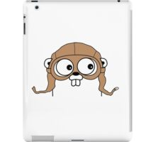 golang iPad Case/Skin