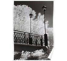 Wangaratta Footbridge Poster