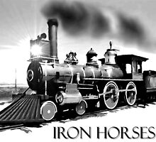 Iron Horses by jerry2011