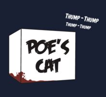 Poe's Cat by MurderTees