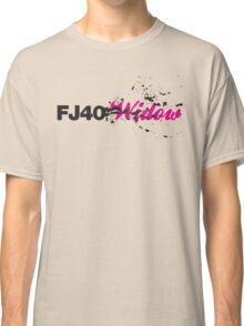FJ40 Widow Splat Classic T-Shirt