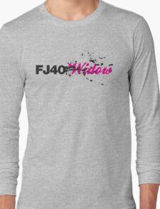 FJ40 Widow Splat Long Sleeve T-Shirt