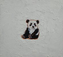 Tiny Panda by Michael Creese