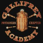 Gallifrey Academy - T shirt by BlueShift