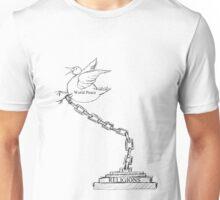 Religions Block World Peace   Unisex T-Shirt