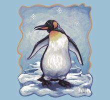 Animal Parade Penguin Kids Tee