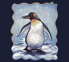Animal Parade Penguin One Piece - Short Sleeve