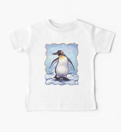Animal Parade Penguin Baby Tee