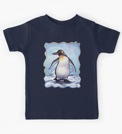 Animal Parade Penguin Kids Tee