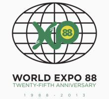 Expo 88 25th Anniversary by Urso Chappell