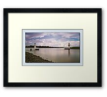 Port Macquarie 01 Framed Print