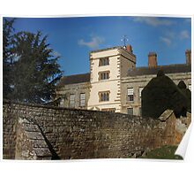 Canons Ashby Poster