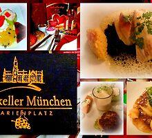 Valentine's Dinner Ratskeller München by ©The Creative  Minds