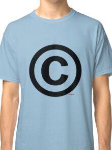 Copyright (©) Classic T-Shirt