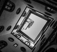 Florence, the Palazzo Vecchio by Andrew & Mariya  Rovenko