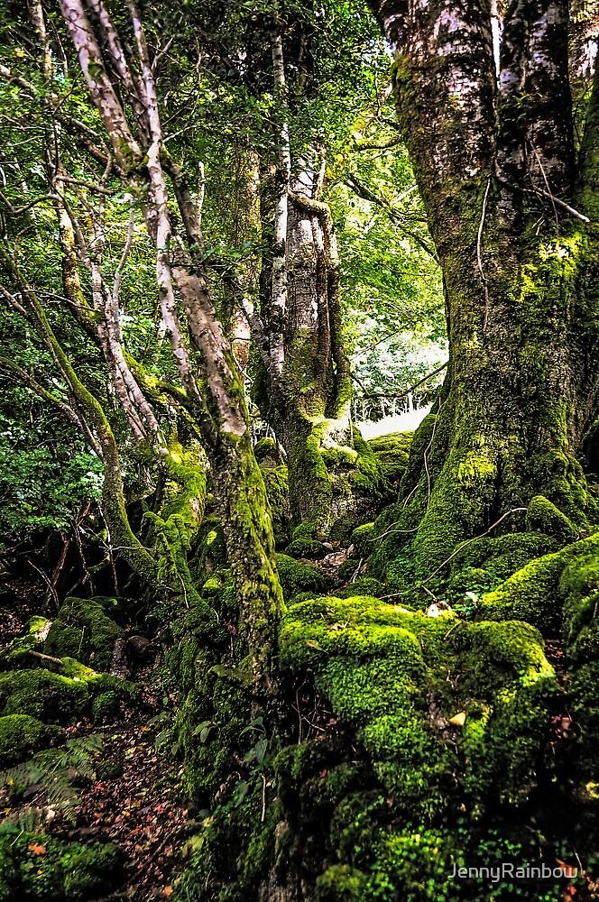 Natural Emeralds. I Wicklow. Ireland by JennyRainbow