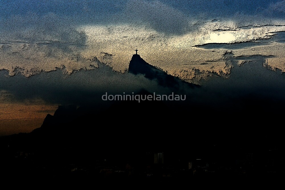 Cristo Redentor by dominiquelandau