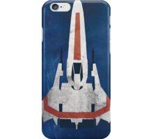 Battlestar Glactica pop art / minimal viper  iPhone Case/Skin