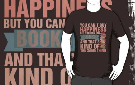 Books=Happiness by thespngames