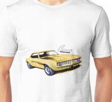 YELLOW CAMARO BY CHEVROLET Unisex T-Shirt