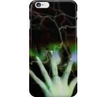 Flash girl green iphone iPhone Case/Skin