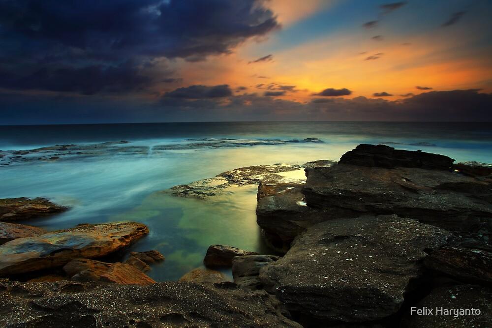 The Edge of Paradise by Felix Haryanto