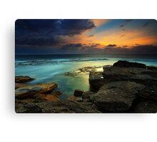 The Edge of Paradise Canvas Print