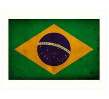 Brasil Art Print