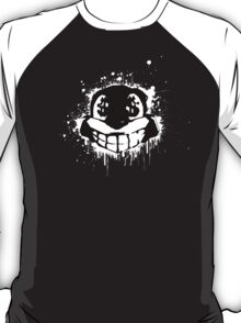 Conker - Black and White T-Shirt