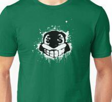 Conker - Black and White Unisex T-Shirt