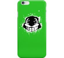 Conker - Black and White iPhone Case/Skin