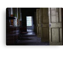 5 rooms one corridor Canvas Print