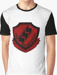 Angel Beats: SSS (Shinda Sekai Sensen) Logo Graphic T-Shirt