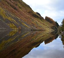 Loch Awe Reflections by copper160