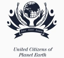 United Citizens of Planet Earth Kids Clothes
