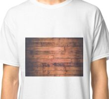 Wooden pattern Classic T-Shirt