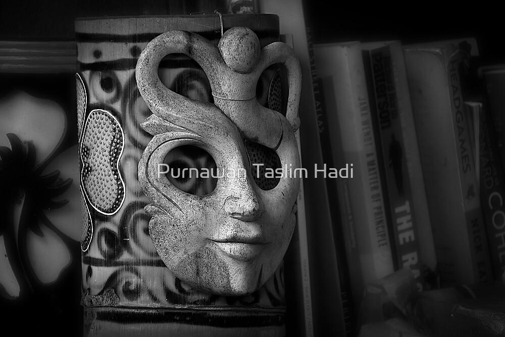The Mask by Purnawan Taslim Hadi