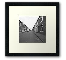 Regeneration 5 Framed Print