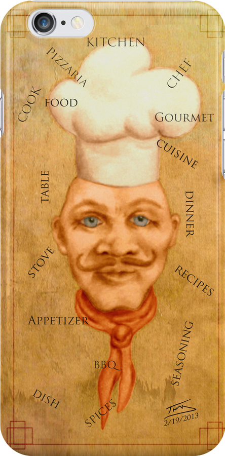 Chef by Troy Brown