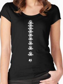Spinal Women's Fitted Scoop T-Shirt