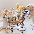 Preparing for Easter by Ellen van Deelen