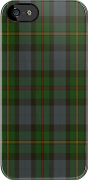 00002  Smith Clan Tartan Fabric Print Iphone Case by Detnecs2013